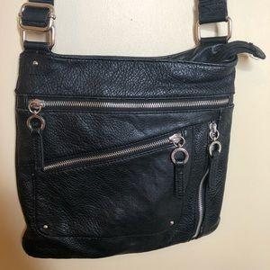 Tyler Rodan Multi Zip Crossbody Bag